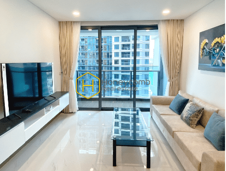 3 result 36 The apartment in Sunwah Pearl helps us understand what the ultimate architectural art is
