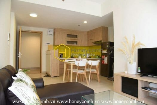 3 result 4 One Bedroom Apartment With Full Furniture In Masteri Thao Dien For Rent