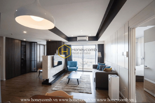 9 result 4 2 Beds Apartment With Modern Style And River View In Masteri Thao Dien