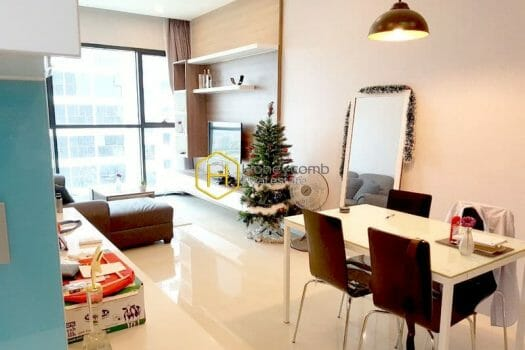 AS157 3 result Luxurious apartment for lease in The Ascent : a distinctive pearl in Saigon