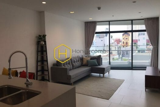 CITY112 4 result Highly-Elegant And Luxurious 1 Bedrooms Apartment In City Garden