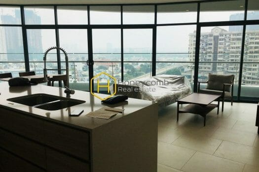 CITY175 1 result Nice furniture with 2 bedroom apartment in City Garden