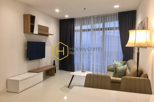 CITY444 1 result 1 A deluxe and trendy apartment for rent in City Garden