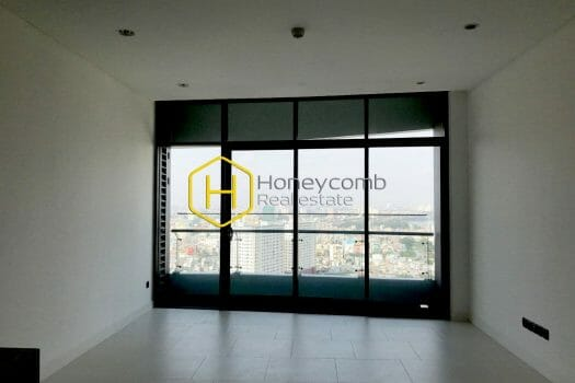 CITY445 6 result Bright unfurnished apartment with an airy view in City Garden