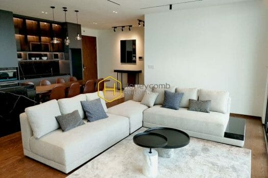 DE90 6 result Sophistication and luxury is the keyword to express the beauty of this urban designed in D'Edge apartment