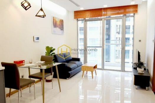 HINH NN Let come and take a look at the ideal place for your family in Vinhomes Central Park apartment