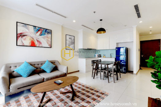 HINH NN result Enjoy a wonderful life in this eco-friendly apartment for rent in Vinhomes Central Park
