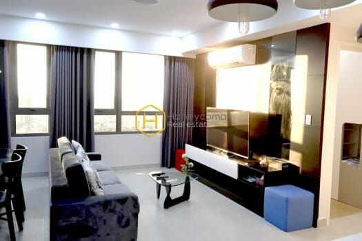 MTD2491 11 result An ideal apartment for rent in Masteri Thao Dien defies all standards of beauty