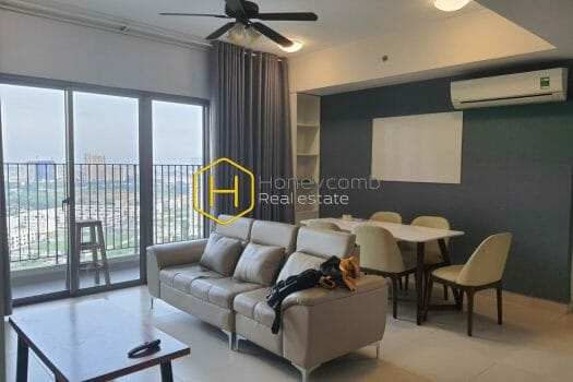 MTD524 1 result Three Bedroom Apartment With Full Furniture In Masteri Thao Dien For Rent