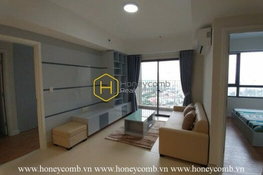 NN Decor for 2 bedrooms apartment for rent in Masteri Thao Dien