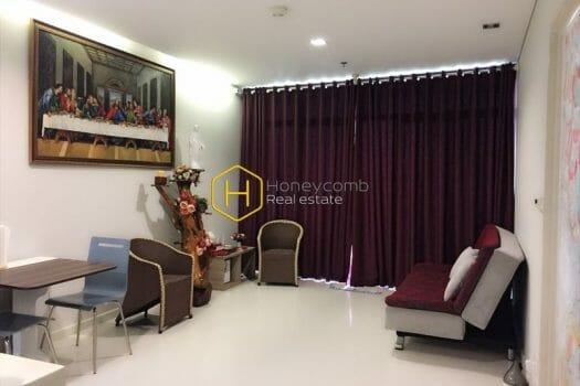 NN 19 1 bedroom apartment with low floor in City Garden