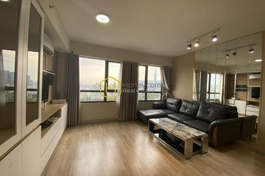 NN 2 Beautiful Three Beds Apartment With Modern Furniture In Masteri For Rent