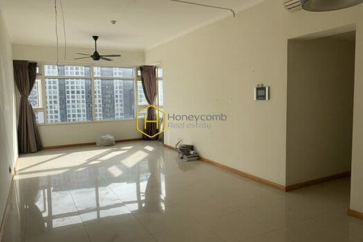 SP119 7 result Elegant layout in this unfurnished apartment for rent in Saigon Pearl