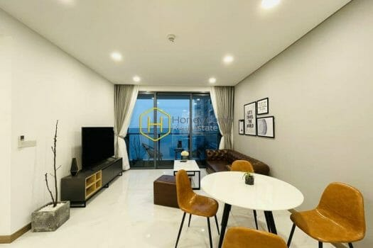 SWP70 15 result You will be fascinated by aesthetic interior design in Sunwah Pearl apartment