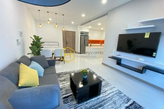 SWP77 1 result Charming warm fully-furnished Sunwah Pearl apartment with spacious and airy living space