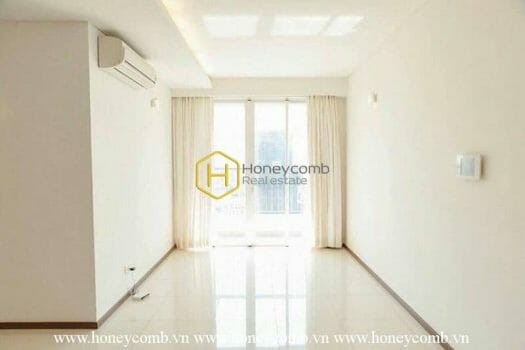 TDP172 3 result Embracing the beauty of the white tone in this unfurnished apartment in Thao Dien Pearl
