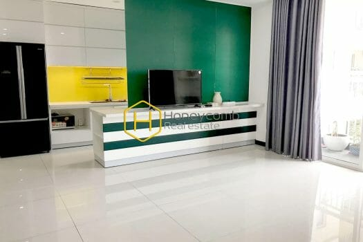 TG320 4 result 1 scaled 3-bedroom apartment with lovely and sweet decor in Tropic Garden