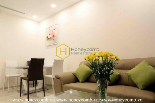 VGR18 6 result 2 beds apartment with sophisticated and modern interior in Vinhomes Golden River