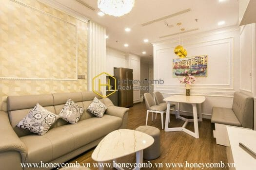 VGR47 4 result The 2 beds apartment with a liberal architecture, natural open space in Vinhomes Golden River