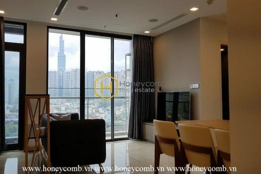 VGR68 4 result The 2 Bedrooms-Apartment Is Very Convenient In Vinhomes Golden River