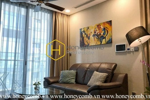 VGR80 1 result The 2 bedrooms-apartment with urban style in Vinhomes Golden River