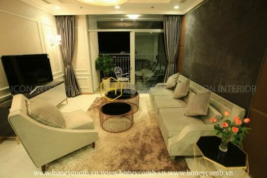 VH1717 22 result A wonderful apartment located in a marvellous residential area in Vinhomes Central Park