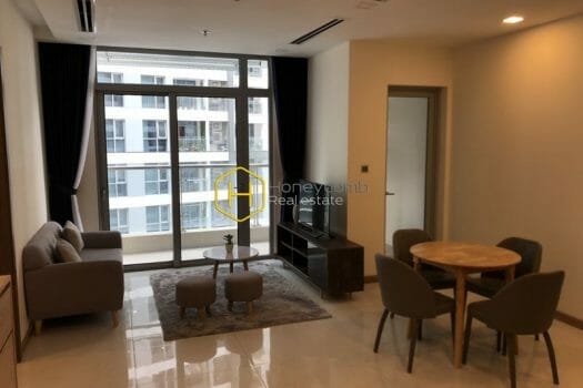 VH1756 13 result 2-bedroom apartment with lovely and sweet decor in Vinhomes Central Park