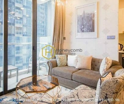 11 result 1 1 You may have a crush on this Vinhomes Golden River contemporary apartment