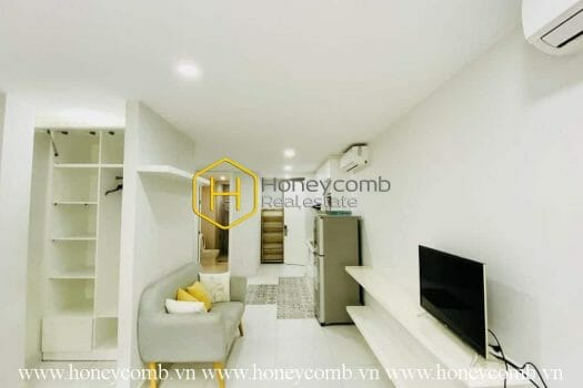 13 result 1 Enthralling view and space in our top serviced apartment in District 2