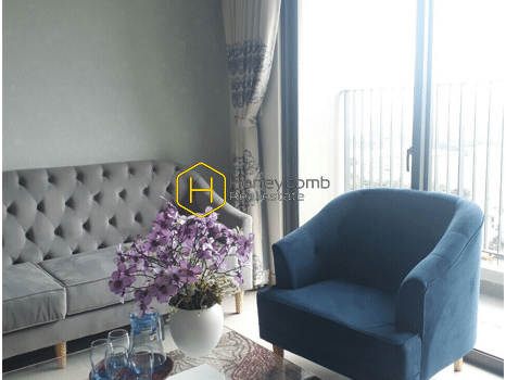 2 result 4 Convenient 2 bedrooms with a beautiful furnished from Masteri Thao Dien