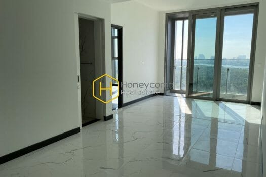 EC106 3 result Unfurnished apartment with pure white layout will make you impressed in Empire City