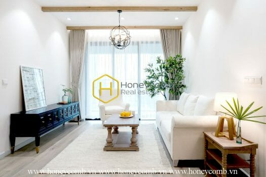 EH436 12 result An enchanting apartment in typical modern Asian design at Estella Heights