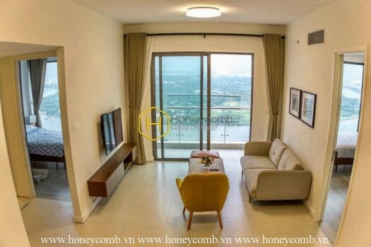 GW131 www.honeycomb.vn 7 result 2 bedroom-apartment with the harmony of colour in nature at Gateway