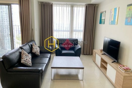 MTD1091 8 result 2 bedrooms apartment with furniture new in Masteri Thao Dien