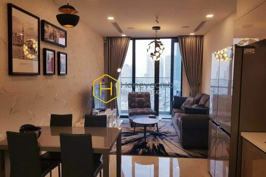 VGR688 5 result An ideal apartment for rent in Vinhomes Golden River defies all standards of beauty