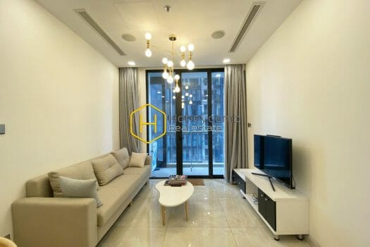 VGR734 10 result scaled A bright apartment at Vinhomes Golden River with natural light and tall windows