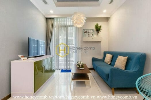 VH1779 3 result Suprised with the perfect refinement of this apartment in Vinhomes Central Park
