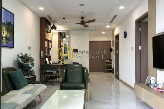 VH1787 7 result scaled Colorful and modern furnished apartment with prime location in Vinhomes Landmark 81