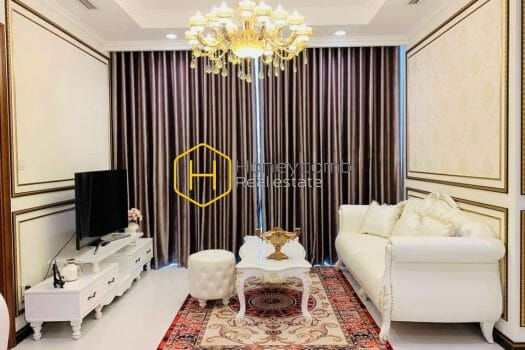 VH1799 3 result You will be surprised by the meticulous and delicate design in the apartment Vinhomes Central Park