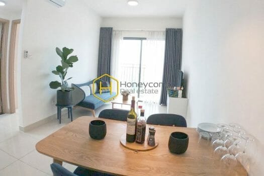 1 1 The Sun Avenue apartment that gives you a warm and close feeling