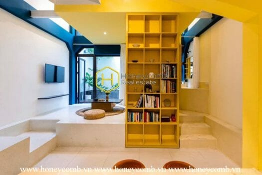 2S42 www.honeycomb.vn 1 result RARELY AVAILABLE! Aesthetic service apartment with the coolest design in District 2