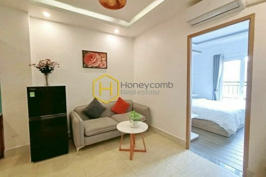 4 result 2 An enchanting serviced apartment for rent in District 2