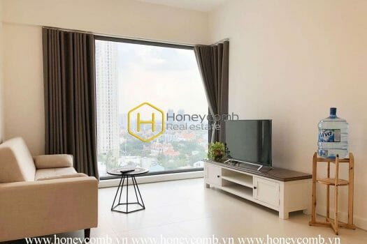 GW232 2 result Harmonious colors and clear layout are the highlights of this Gateway Thao Dien apartment