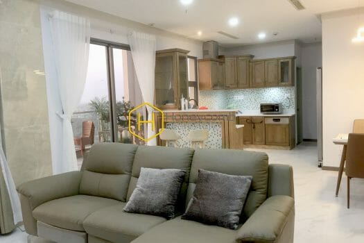 MTD1324 8 result Penthouse 4 beds apartment with luxury decoration in Masteri Thao Dien