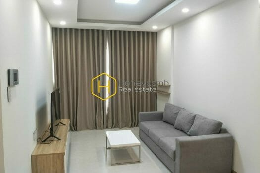 NC119 5 result A deep tone and luxury interiors apartment in New City for rent