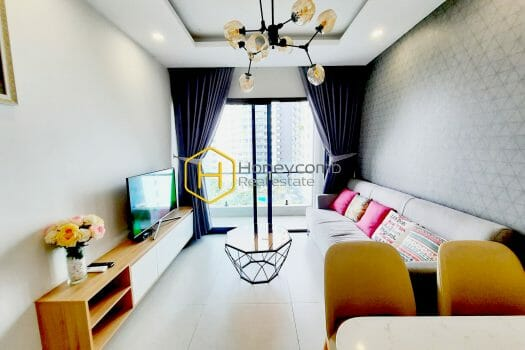 NC122 7 result Welcome the sun everyday in the stunning New City apartment