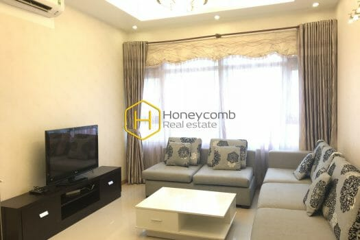 SP122 6 result scaled Saigon Pearl apartment: A space containing memorable memories for your family
