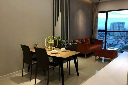 7 result 14 Two bedroom apartment high floor in The Ascent for rent
