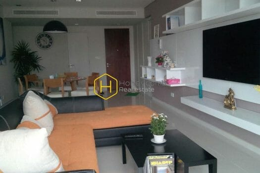 CITY272 14 result This 2 bedrooms-apartment is very delightful in City Garden