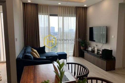 PH101 16 result scaled Simple yet luxurious atmosphere created in this Palm Heights apartment